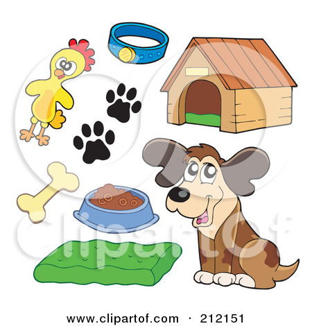 Galleries  Dog Toy Clipart  Dog Bowl Clipart  Dog House Clipart