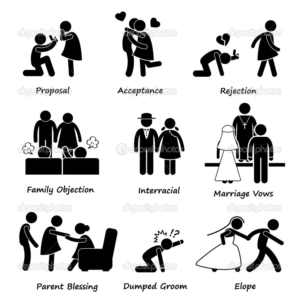 Game Over Married Couples Clipart - Clipart Kid