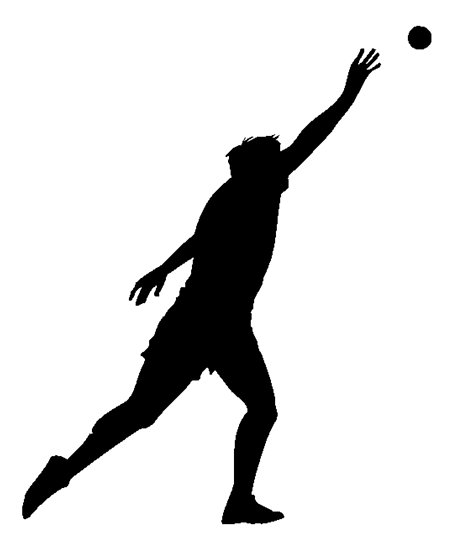 Shot Put Silhouette By Kwg2200   Redbubble