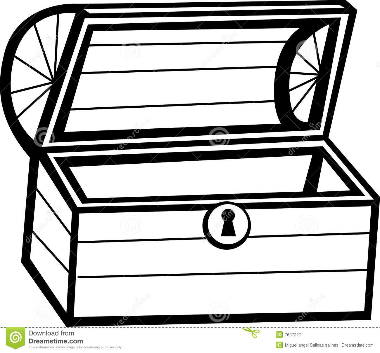 Open Treasure Box Clipart - Clipart Suggest