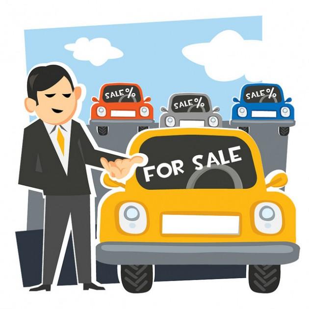 Car Dealer Salesman Commission