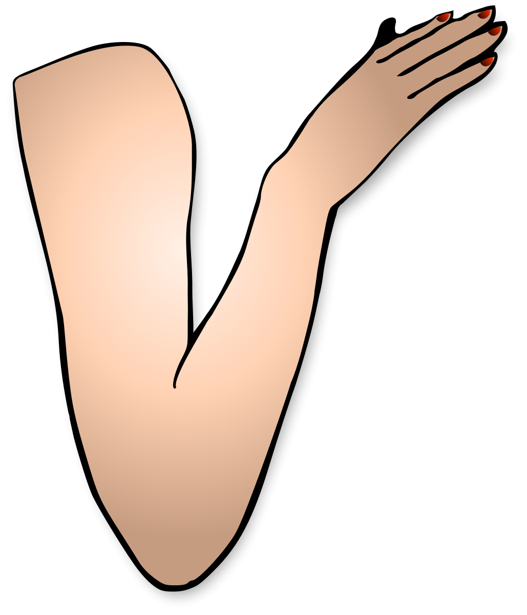 Right Arm Clipart - Clipart Suggest