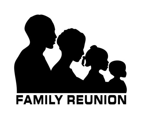 Family Reunion Printable Clipart - Clipart Kid