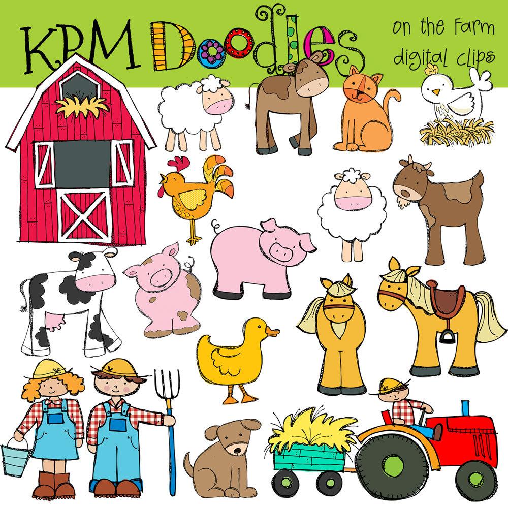 Printable Farm Animals Clipart - Clipart Suggest  Farm Clipart
