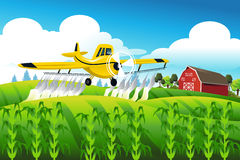 Crop Field Agriculture Stock Vectors Illustrations   Clipart