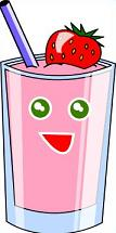 Free Smoothie Clipart