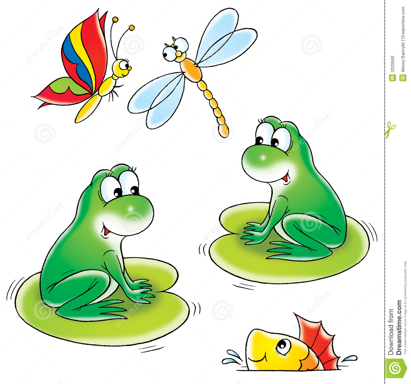 Isolated Clip Art And Children S Illustration For Yours Design