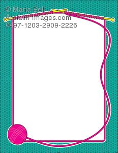 Knitting Borders Clipart - Clipart Kid