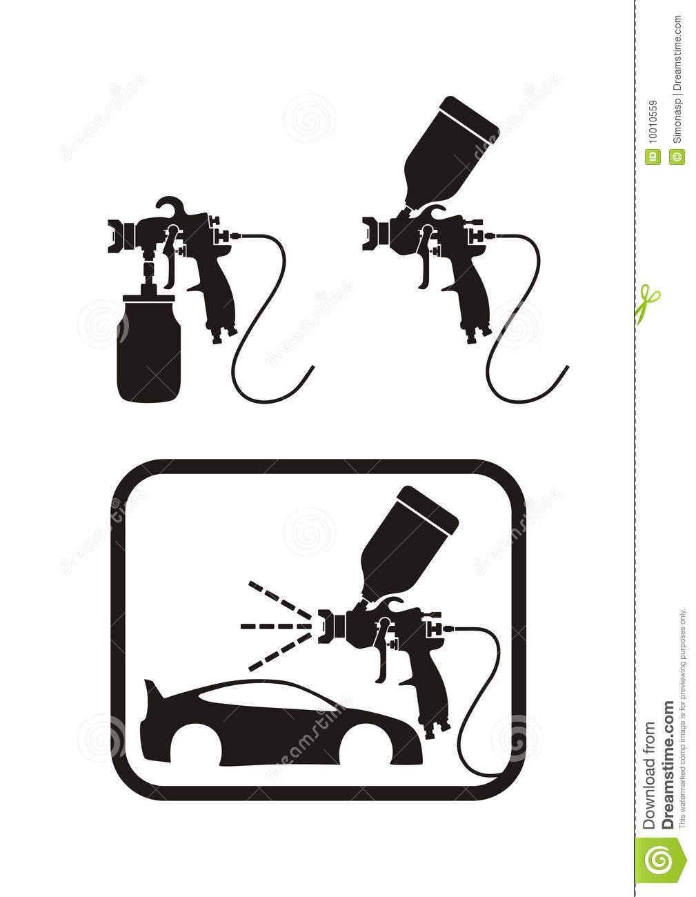 Auto Paint Clipart Clipart Suggest
