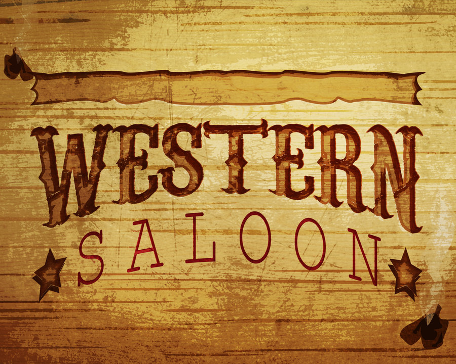 Old Western Saloon Clipart - Clipart Kid