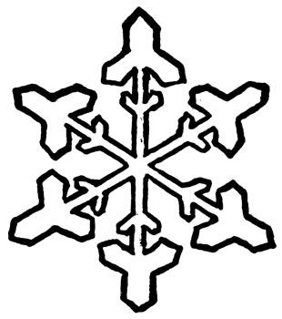 Clip Art Snowflake Clipart Black And White black snowflake clipart kid and white panda free images