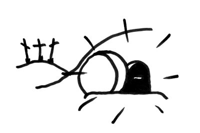Empty Tomb Of Jesus Clipart   Clipart Best