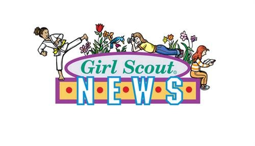 Perfect For Newsletter   Girl Scout Clipart   Pinterest