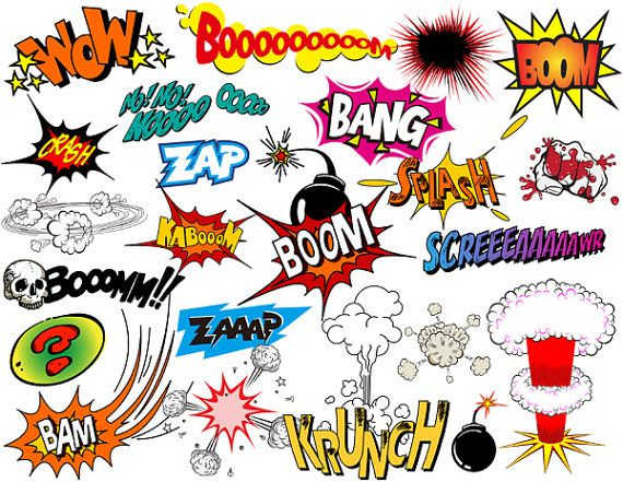 Clip Art Sound Effects Clipart - Clipart Kid