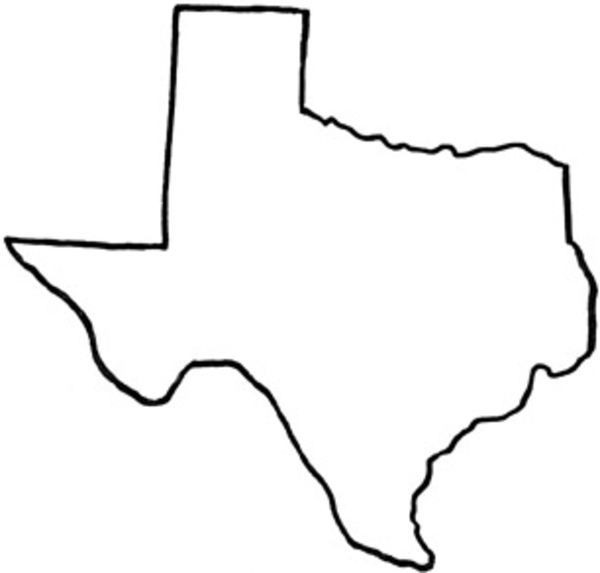 Texas   Free Images At Clker Com   Vector Clip Art Online Royalty