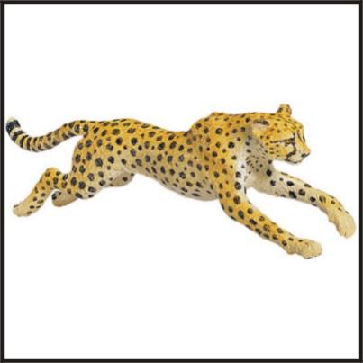 Cheetah Cartoon Clipart - Clipart Suggest