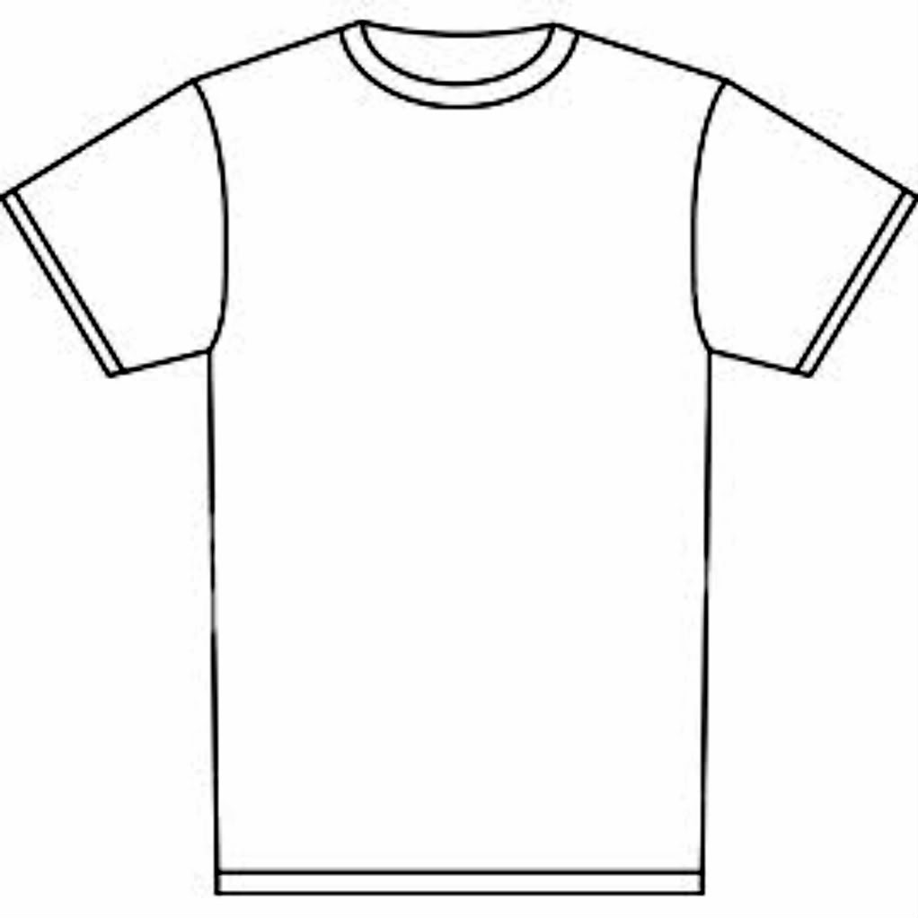 14 Blank T Shirt Template Free Cliparts That You Can Download To You