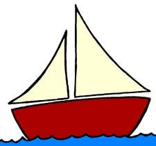 Cartoon Boats Clipart - Clipart Kid