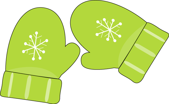 Winter Mittens Clipart - Clipart Suggest