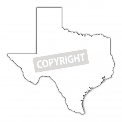 Usa Map Outline Clipart - Clipart Kid
