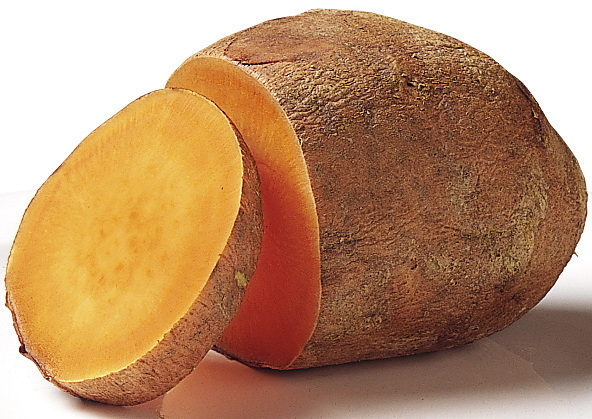 Sweet Potato Large   Http   Www Wpclipart Com Food Vegetables Potato