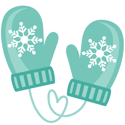 Winter Mittens Svg Cutting Files Winter Svg Cuts Winter Svg Cutting