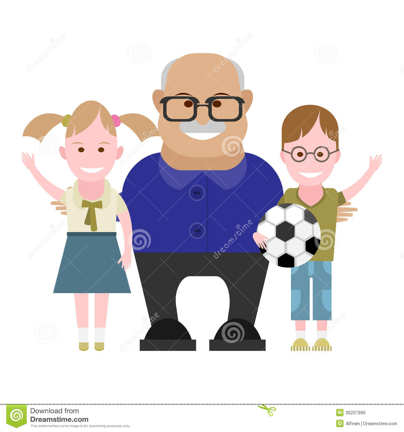 grandparents clipart pictures - photo #36