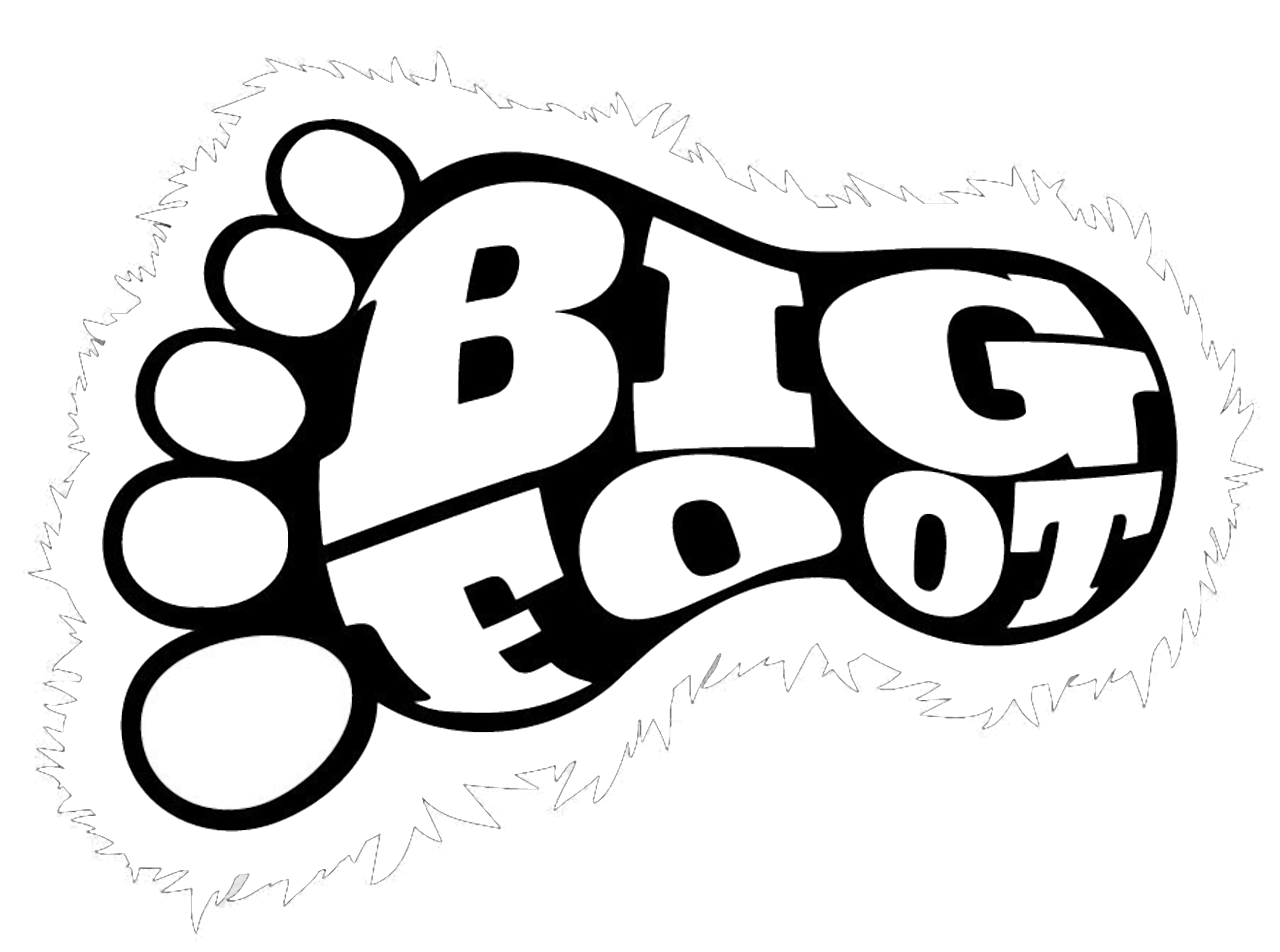 Image result for Image of Bigfoots foot print