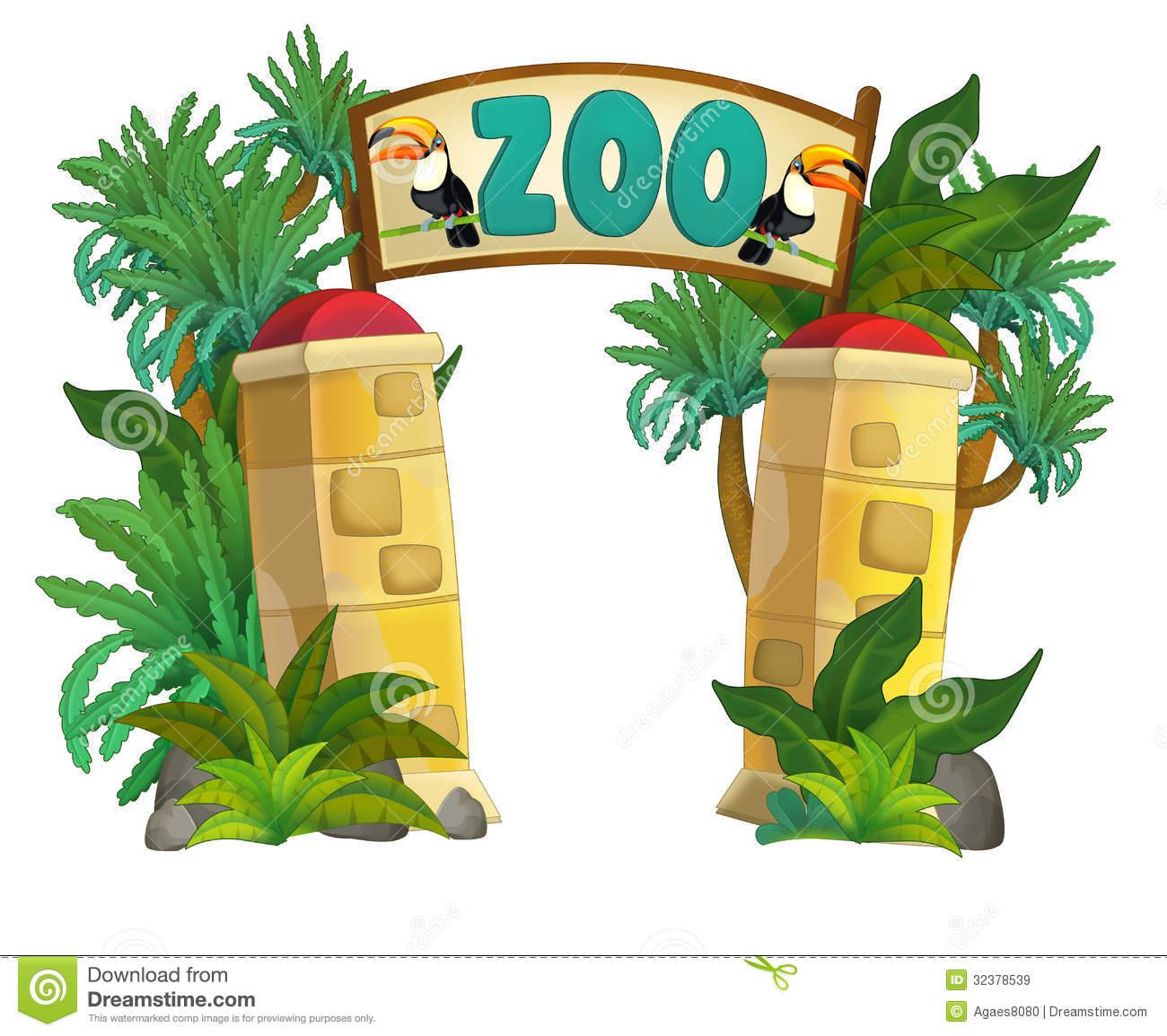 entrance gate clipart clipart suggest zoo clip art no color zoo clip art