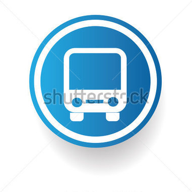 Download Source File Browse   Transportation   Bus Signvector