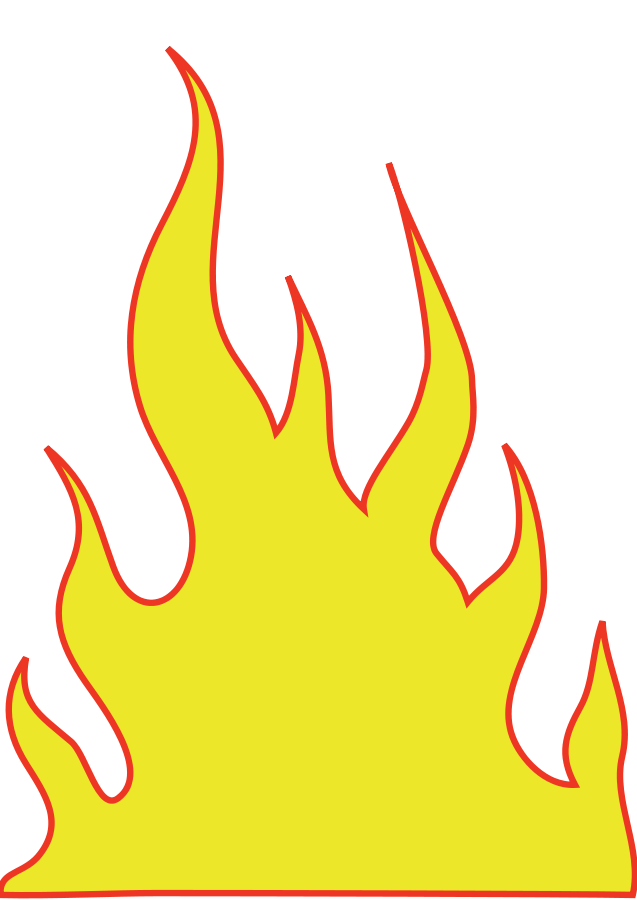 Flames Free Clipart Clipart Suggest
