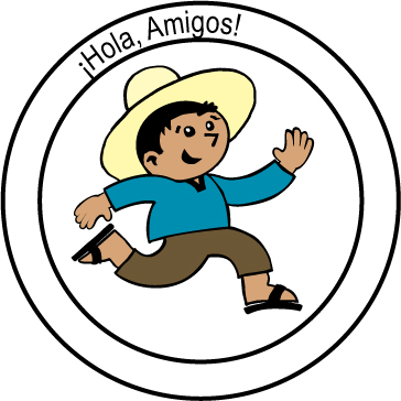 spanish words clipart clipart suggest hula clip art free printables halo clip art images gray
