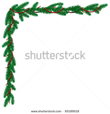 Pictures garland and lights clipart clipart kid