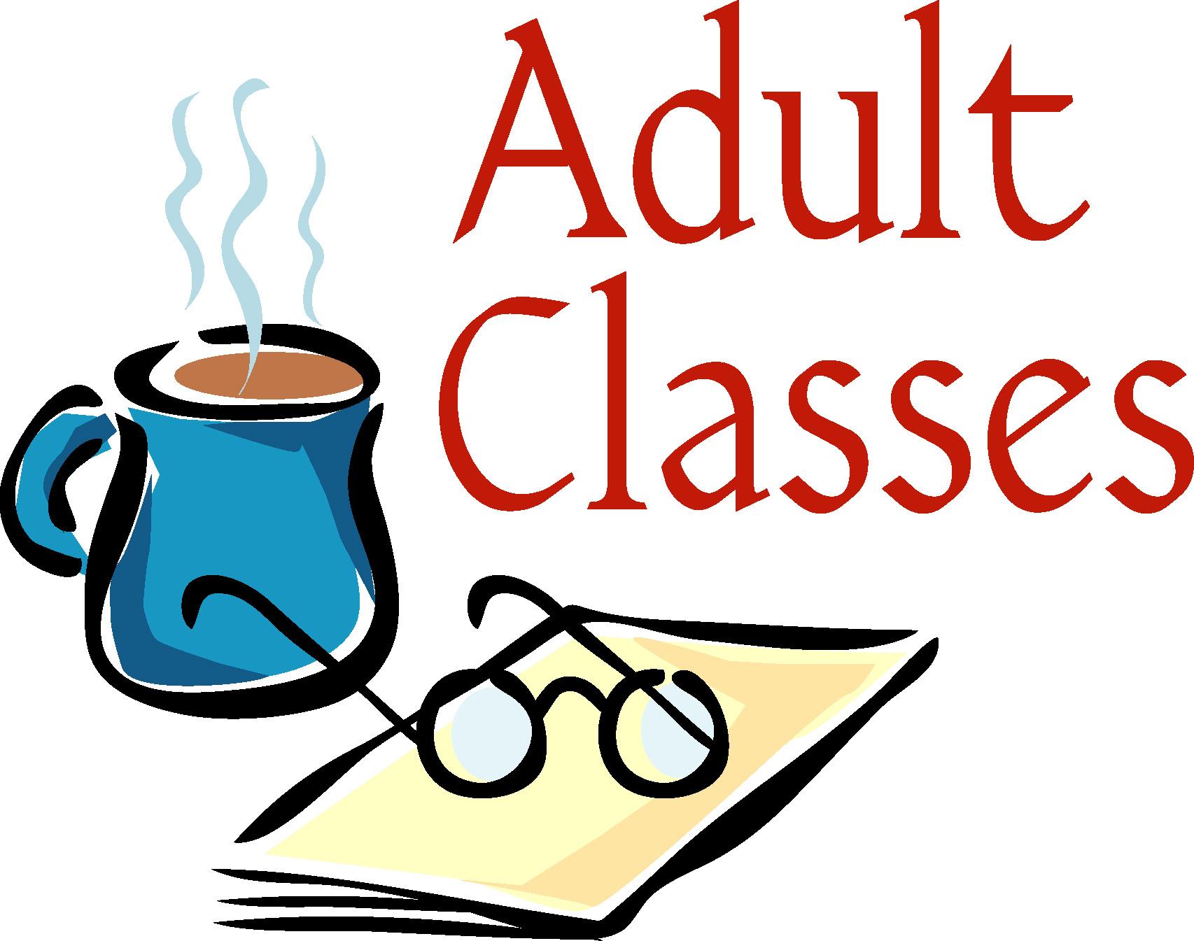 Adult Bible Study Clip Art