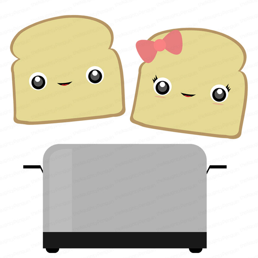 toast clipart clipart suggest