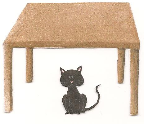 Cat On The Table Clipart Cat On Table Clipart Cat On