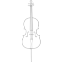 Cello Clipart   I2clipart   Royalty Free Public Domain Clipart