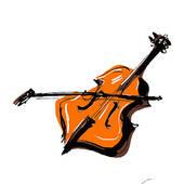 Cello Clipart K5873508 Jpg