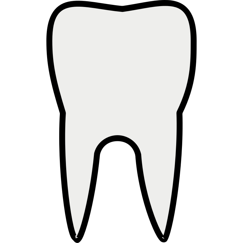 Clip Art Clip Art Tooth tooth outline clipart kid line art cliparts co