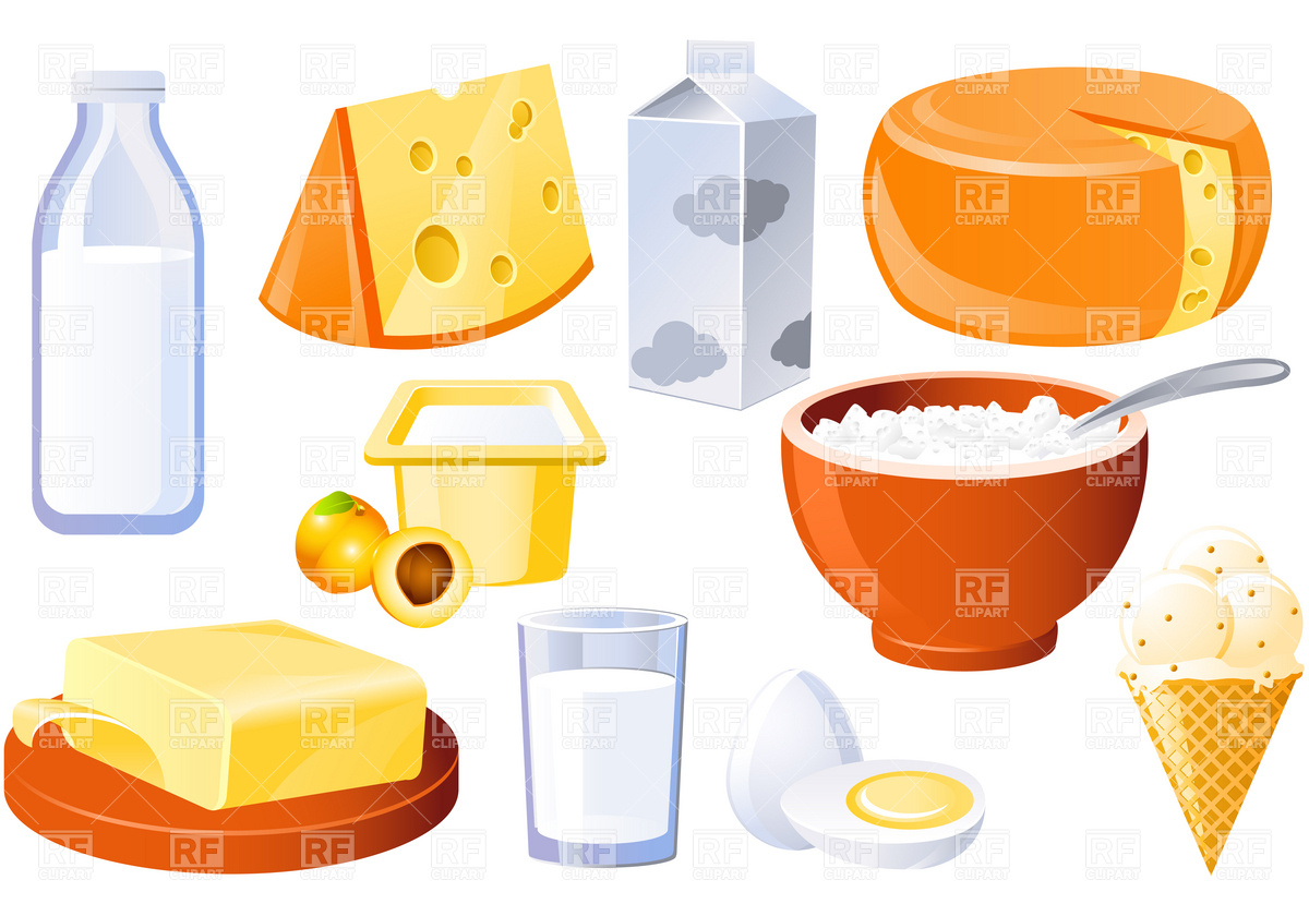 Clip Art Dairy Clipart milk and dairy clipart kid poultry products butter cheese download royalty