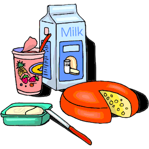 Dairy Products Clip Art