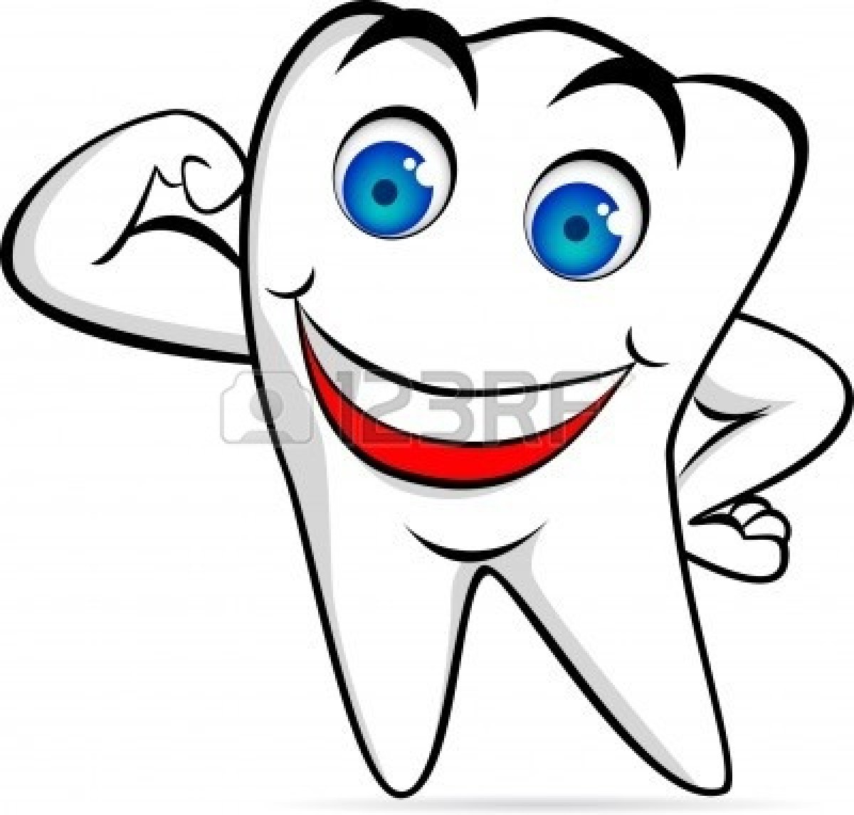 Displaying 18  Images For   Healthy Tooth Clipart