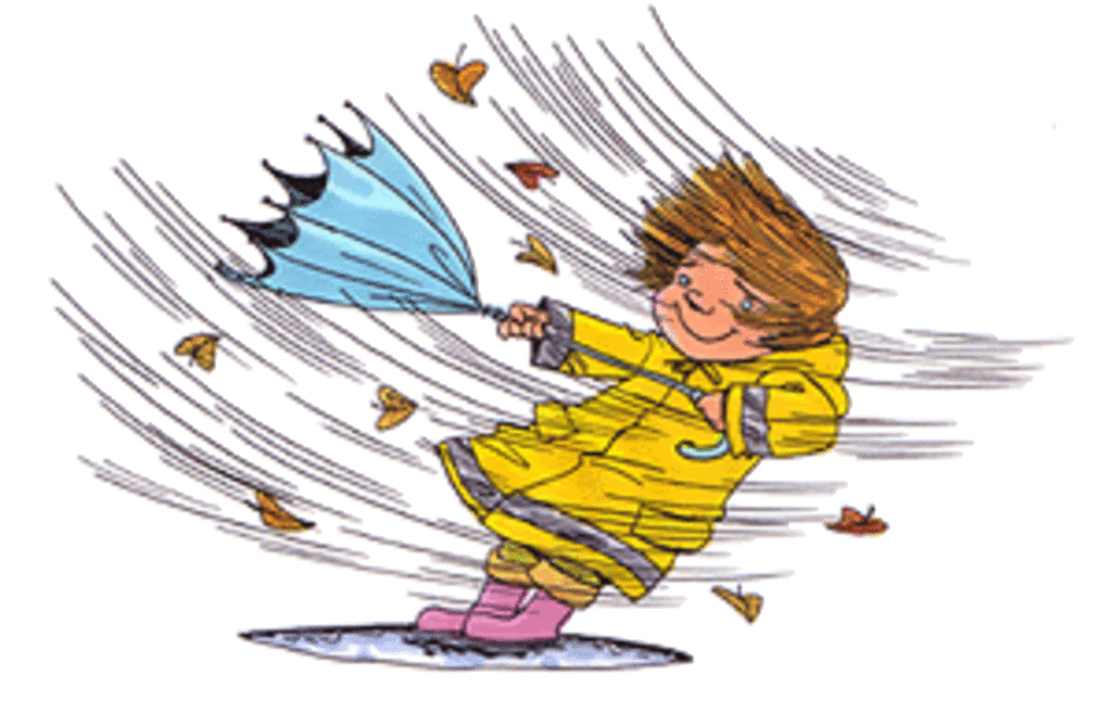 March Windy Weather Clipart - Clipart Kid
