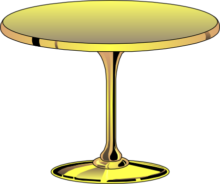 round table clipart clipart suggest table clipart bw table clip art images