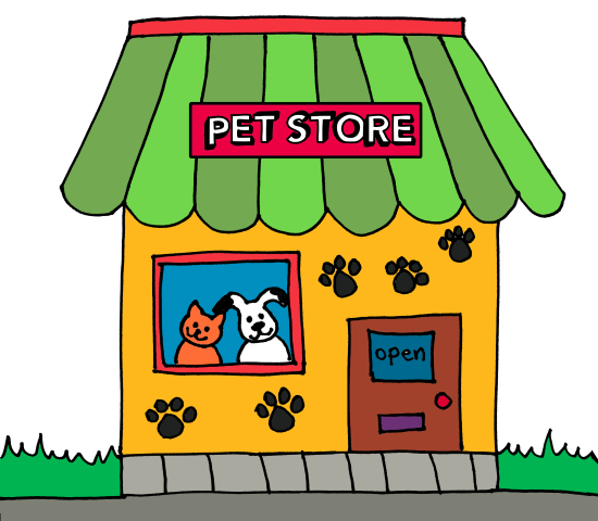 Go Back   Gallery For   Pet Store Clipart