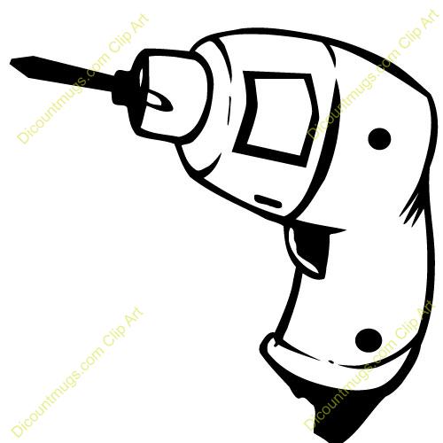 Hand Drill Clipart Hand Drill Cli