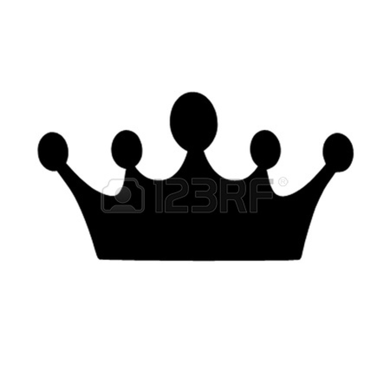 Clip Art Crown Clipart Black And White crown black and white clipart kid king transparent background clip art