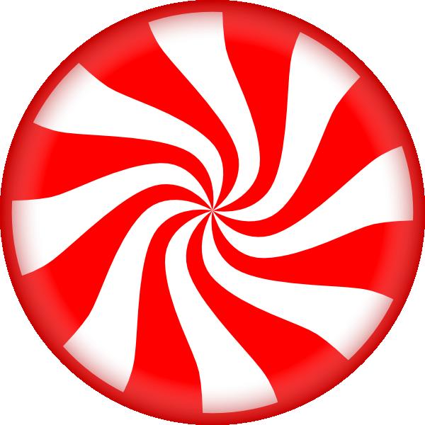 Peppermint Candy Clip Art At Clker Com Vector Clip Art Online