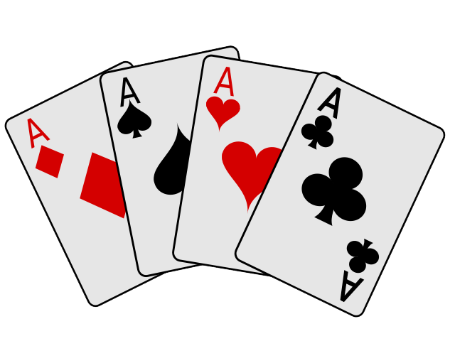 Playing Cards Clip Art   Images   Free For Commercial Use