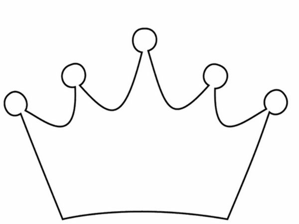 Clip Art Crown Clip Art Free crown clipart kid princess free images at clker com vector clip